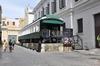 <p>Luksusowy wagon kolejowy Coche Mambiz 1900 roku, który przywieziony został na Kubę w 1912 i od tej pory służył jako wagon prezydencki. Wagon jest produkcji USA.</p>