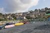 <p>Scalea widok z plaży</p>