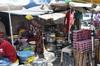 <p>Kuchnia na bazarze</p>