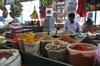 <p>Przyprawy na bazarze</p>
