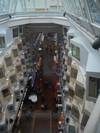 <p>Silja Symphony panorama wewnętrzna</p>