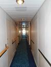<p>Silja Symphony korytarz</p>