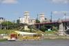 <p>Most Poniatowskiego</p>