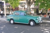 <p>Samochód na ulicy w Varadero</p>